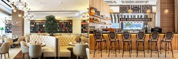 COPA Restaurant and Ruby's Bakery & Cafe at Pepperclub Hotel & Spa