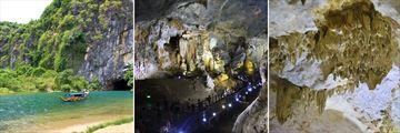Phong Nha-Ke Bang National Park scenery