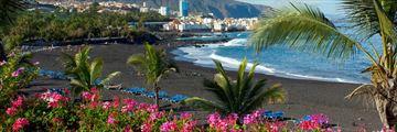Playa Jardin, Tenerife
