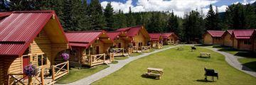 Pocahontas Cabins, Exterior