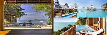 Pool Santhiya Koh Yao Yai Resort