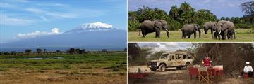 Amboseli National Park & Porini Amboseli