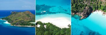 Curieuse Island landscapes