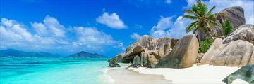 Pristine Seychelles Beach