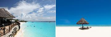 Zanzibar beachscapes