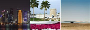The sights of Qatar