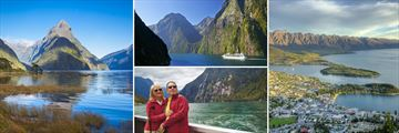 Queenstown & Milford Sound Cruise
