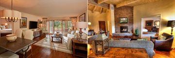 Rancho Bernardo Inn Golf Resort & Spa, Vice President Suite and Estate Suite