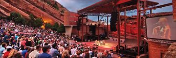 Red Rocks Amphitheatre, credit: Stevie Crecelius