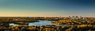 Regina landscape, Saskatchewan