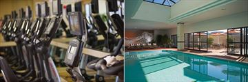 Fitness Centre and Pool at Renaissance Nashville Hotel