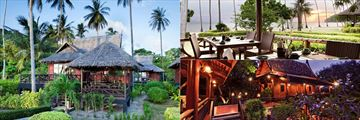 Living and dining at Phi Phi Island Village Beach Resort