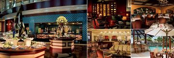 The Ritz-Carlton, Doha, Dining Venues