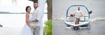 Romantic weddings at Paradise Cove