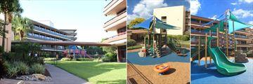 Rosen Inn at Pointe Orlando Hotel and Outdoor Playground