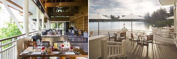 Locavore Restaurant and Voyager 47 Club Lounge at SAii Laguna Phuket