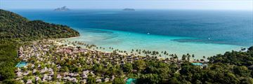 Phi Phi Island Village Beach Resort, Aerial View of Resort
