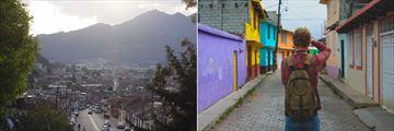 San Cristobal scenery