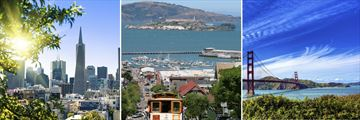 Scenery in San Francisco