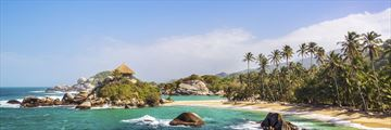 San Juan del Guia in Tayrona National Park