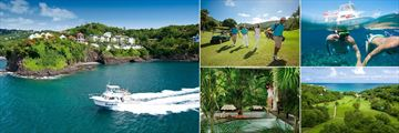 Activities at Sandals Regency La Toc Golf Resort & Spa