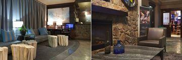 Sandman Hotel & Suites Kelowna, Lobby