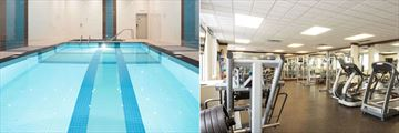 Sandman Hotel & Suites Winnipeg Airport, Pool and Fitness Centre