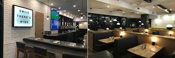 Sandman Hotel Calgary, Moxie's Grill & Bar