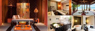 Santiburi Beach Resort, Golf & Spa, The Spa