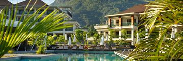 Savoy Seychelles Resort & Spa, Pool