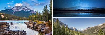 Scenery in Jasper
