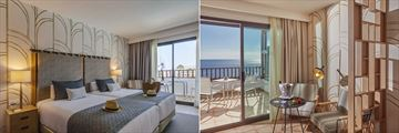Double Ocean View Preferred Club & Junior Suite Preferred Club at Secrets Lanzarote Resort & Spa