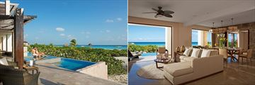Secrets Playa Mujeres Golf & Spa Resort, Presidential Suite