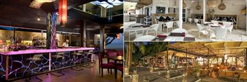Segara Village Resort, Sanur, Byrdhouse Beach Club Bar, Minami by the Beach and Byrdhouse Beach Club
