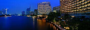 Shangri-La, Bangkok, Hotel Exterior and City Views