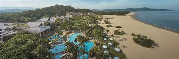 Shangri-La's Rasa Ria Resort & Spa, Aerial Views