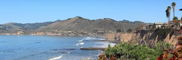 Shell Beach in San Luis Obispo