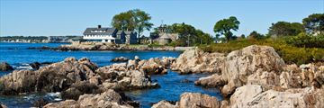 Kennebunkport shoreline