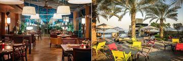 Sofitel Dubai Jumeirah Beach, Plantation Brasserie and Infini Pool Lounge