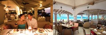 Spice Island, Olivers Restaurant and Sea and Surf Terrace & Bar