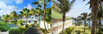 Villa Exterior and Premium Rooms Exterior at St James's Club & Villas