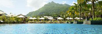 The H Resort Beau Vallon Beach, Pool