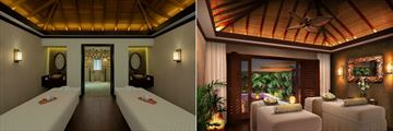 The H Resort Beau Vallon Beach, Spa Couples Treatment Rooms