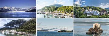 Stunning Alaskan Cruise Destinations & Sights