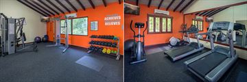 The Gym at Sugar Cane Club Hotel & Spa