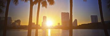 Sunrise in Orlando