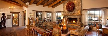 Tanque Verde Ranch, Lobby