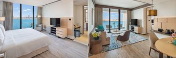 Executive Suite at The Address Beach Resort