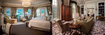 Broadmoor's luxury Penrose Suite
