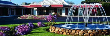 The Cape Codder Resort, Exterior